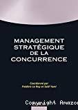 Management stratégique de la concurrence