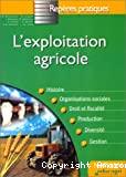 L'exploitation agricole