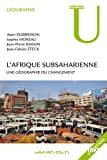 L' Afrique subsaharienne