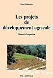Les projets de développement agricole
