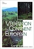 Végétation du continent européen