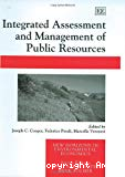 Integrated assesment and management of public ressources