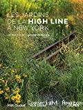 Les jardins de la High Line à New York