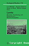 Lamto. Structure, functioning and dynamics of a savanna ecosystem