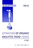 Extraction of organic analytes from foods. A manual of methods.