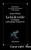 Les sciences de la vie dans la pensée française du XVIIIe siècle
