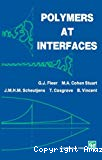 Polymers at interfaces.