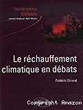 Le réchauffement climatique en débats