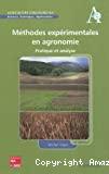 Méthodes expérimentales en agronomie