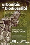Urbanités et biodiversité