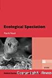 Ecological speciation