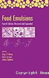 Food emulsions.