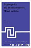 Bioenergetics and thermodynamics : models systems. Synthetic and natural chelates and macrocycles as models for biological and pharmaceutical studies - Summer school (21/05/1979 - 01/06/1979, Tabiano, Italie).