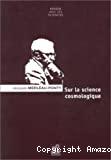 Sur la science cosmologique