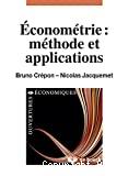 Econométrie