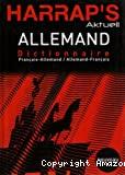 Harrap's aktuell. Dictionnaire allemand-français; français-allemand