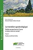 La transition agroécologique