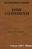 Food antioxidants.