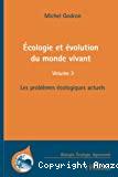 Les problèmes écologiques actuels