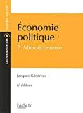 Économie politique
