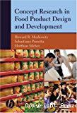 Concept research in food product design and development.