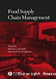 Food supply chain management.