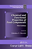 Chemical and functional properties of food components