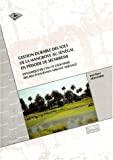 Gestion durable des sols de la Mangrove au Sénégal en période de sécheresse
