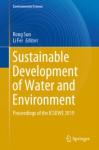 Sustainable development of water and environment