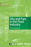 Oils and fats in the food industry.