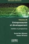 Entrepreneuriat et développement