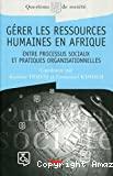 Gérer les ressources humaines en Afrique