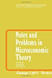 Notes and problems in microeconomic theory.