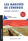 Les marchés de l'énergie
