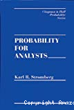 Probability for Analysts