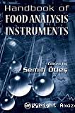 Handbook of food analysis instruments.