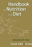 Handbook of nutrition and diet.