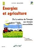 Energies et agriculture