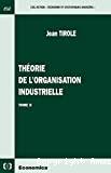 Théorie de l'organisation industrielle