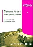 Elaboration des vins : sécurité, qualités, méthodes. Introduction à l'HACCP et à la maîtrise des défauts.