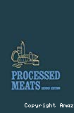 Processed meats.