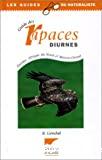 Guide des rapaces diurnes : Europe, Afrique du Nord et Moyen-Orient