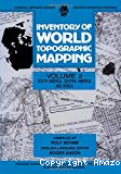 Inventory of world topographic mapping