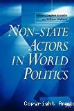 Non-state actors in world politics