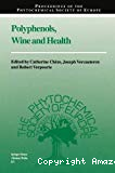 Polyphenols, wine and health. Proceedings of the Phytochemical Society of Europe (14/04/1999 - 16/04/1999, Bordeaux, France).