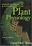 Physicochemical and environmental : plant physiology