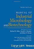 Manual of industrial microbiology and biotechnology.