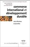 Commerce international et développement durable