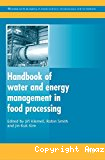 Handbook of water and energy management in food processing.