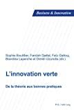 L'innovation verte